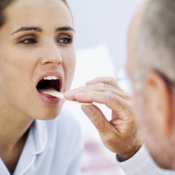 Признаки хламидиоза во рту